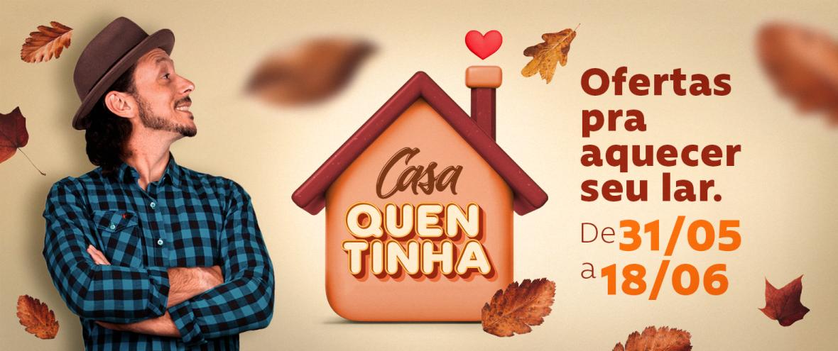 Casa Quentinha Capa